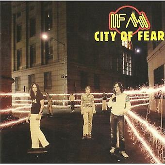 FM - City of Fear [CD] USA importerer