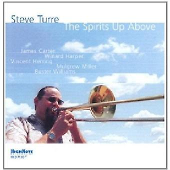 Steve Turre - Spirits Up Above [CD] USA import