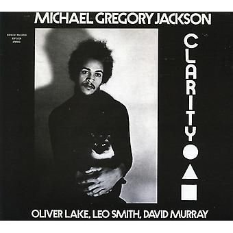 Michael Gregory Jackson - Clarity [CD] USA import