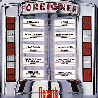 Foreigner - Records [CD] USA import