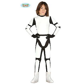 Astronauten klone krigere astronaut kostyme barn astronaut