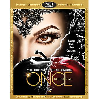 Once Upon a Time : terminer importation USA saison 6 [Blu-ray]