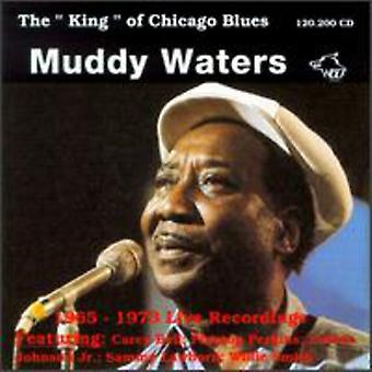 Muddy Waters - Live Recordings 1965-1973 [CD] USA import