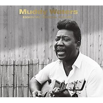 Muddy Waters - Essential Original Albums [CD] USA import