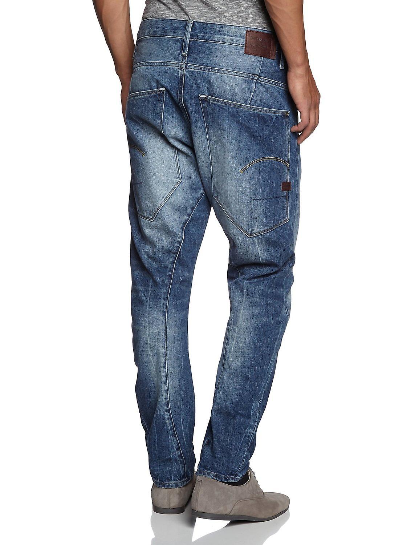 G-Star Type C Medium Aged Nuke Denim Jeans