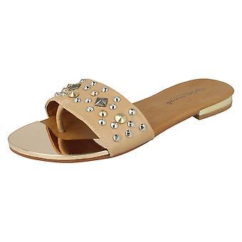 Ladies Savannah Slip-On sandaler F0632