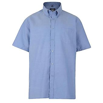 Kam Oxford Classic Short Sleeve Shirt