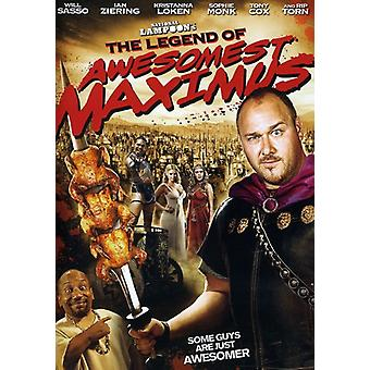 National Lampoon s l'importation USA légende de Awesomest Maximus [DVD]