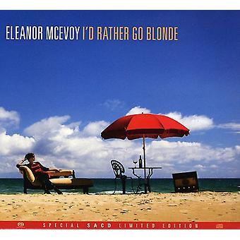 Eleanor McEvoy - I'D Rather Go Blonde [SACD] USA import