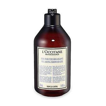 L Occitane Aromachologie Relaxing Shower Gel