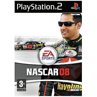NASCAR 2008 Chase för cupen (PS2)-ny