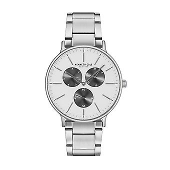 Kenneth Cole New York mannen horloge horloge roestvrijstaal KC14946007
