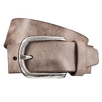 LLOYD Men's belt belts men's belts leather belt cowhide Brown 4330