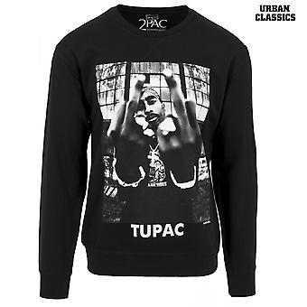 Suéter de clásicos urbanos Tupac