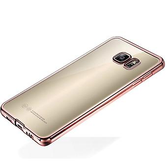 Premium TPU Silikoncase pink Samsung Galaxy A5 2016 A510F