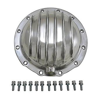 Yukon (YP C2-M20) Finned Polished Aluminum Cover for AMC Model 20 Differential