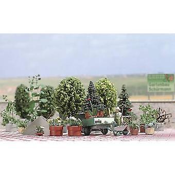 Busch 1211 H0 Plants Assembly kit