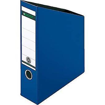 Leitz 2423 24230035 Magazine File A4, C4 sininen jäykkä pahvi 1 kpl (s)