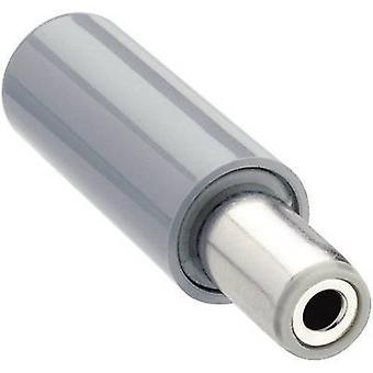 Lumberg NES/J 21 Low power connector Plug, straight 5.5 mm 2.1 mm 1 pc(s)