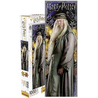 Harry Potter Dumbledore Slim 1000-Teile Puzzle Puzzle 900 X 300 Mm