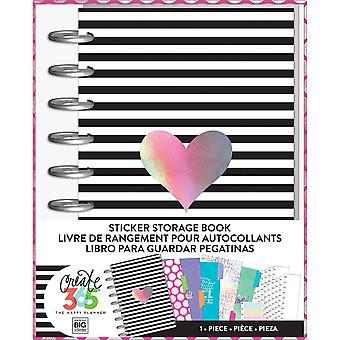 Gelukkig planner sticker opslag boek-Rainbow