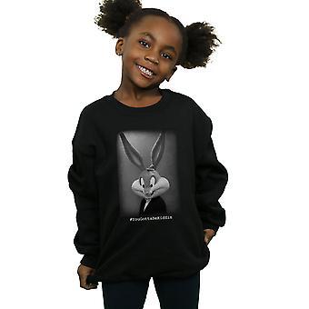 Looney Tunes jenter Bugs Bunny Yougottabekiddin Sweatshirt