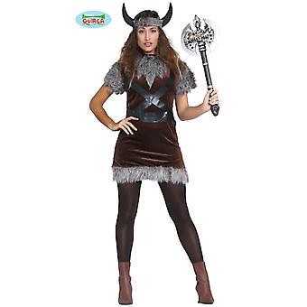 Viking costume, Viking costume barbarians Womens costume one size