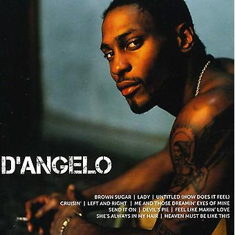 D'Angelo - Icon [CD] USA import