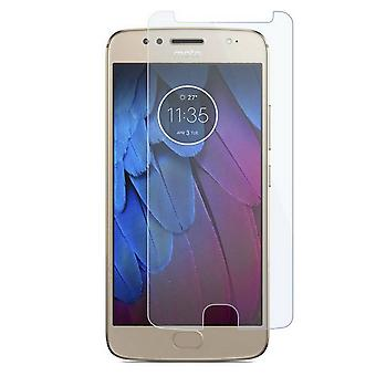Motorola Moto: ssa G5 karkaistu lasi näytön suojus vähittäiskaupan