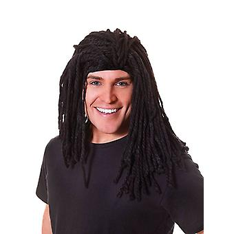 Rasta Wig. Long Ruud Gullit.