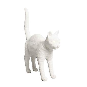 Seletti Jobby Cat - White Edition