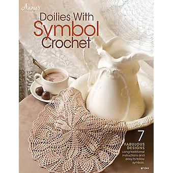 Doilies with Symbol Crochet - 7 Fabulous Designs by Annie's - 97815963