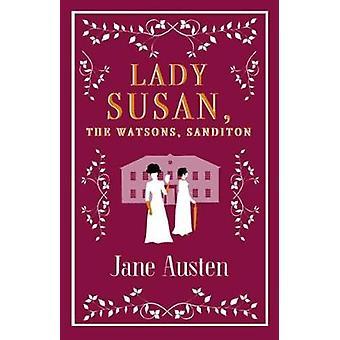 Lady Susan - Watsons - Sanditon af Jane Austen - 9781847497154 Bo