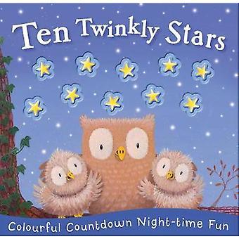 Dix étoiles scintille par Russell Julian - livre 9781848576940