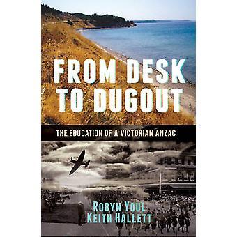 Du bureau à la pirogue par Keith Hallett - Robyn Youl - livre 9781922175953