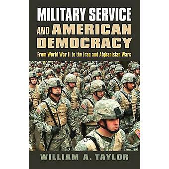 Militärtjänst och amerikansk demokrati - från andra världskriget till Ira