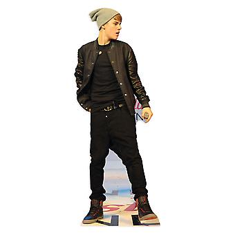 Justin Bieber On Stage - Lifesize Découpage cartonné / Standee