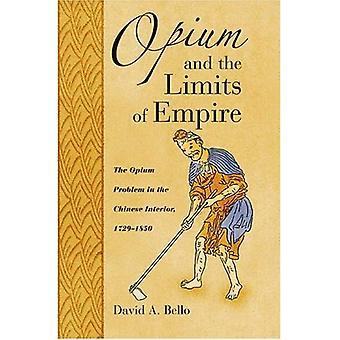 Ópio e os limites do Império: droga proibição no Interior chinês, 1729-1850: 241 (Harvard monografias do Leste Asiático)