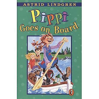 Pippi idzie na pokładzie