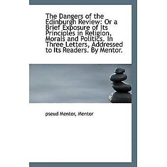 I pericoli della Edinburgh Review: O una breve esposizione dei suoi principi nella religione, Mora...
