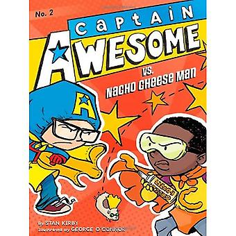 Capitaine Awesome vs Nacho Cheese Man (Captain Awesome