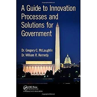 En Guide til innovasjon og løsninger for offentlig sektor