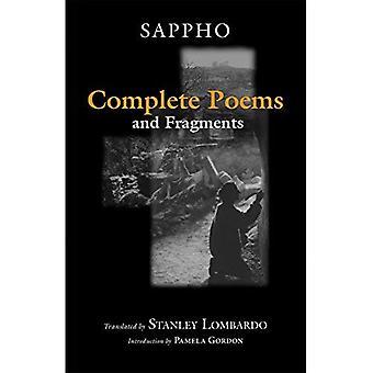 Komplett dikter och fragment