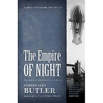 Empire of Night, The (A Christopher Marlowe Cobb Thriller)