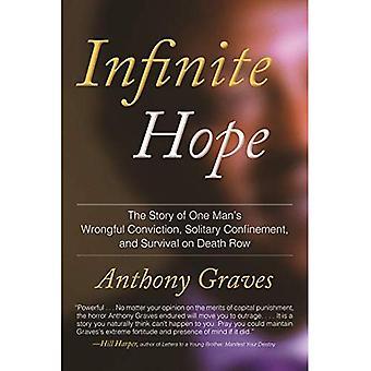 Oändlig hopp: Hur felaktig dom, isoleringscell och 12 år i dödscell misslyckades att döda min själ