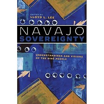 Navajo soevereiniteit: Inzichten en visies van de Dine mensen (Critical Issues in inheemse Studies)