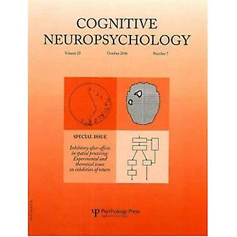 Inhibitory After-Effects in Spatial Processing: Experimental and Theoretical� Issues on Inhibition of Return: A Special Issue of� Cognitive Neuropsychology (Special Issues of Cognitive Neuropsychology)