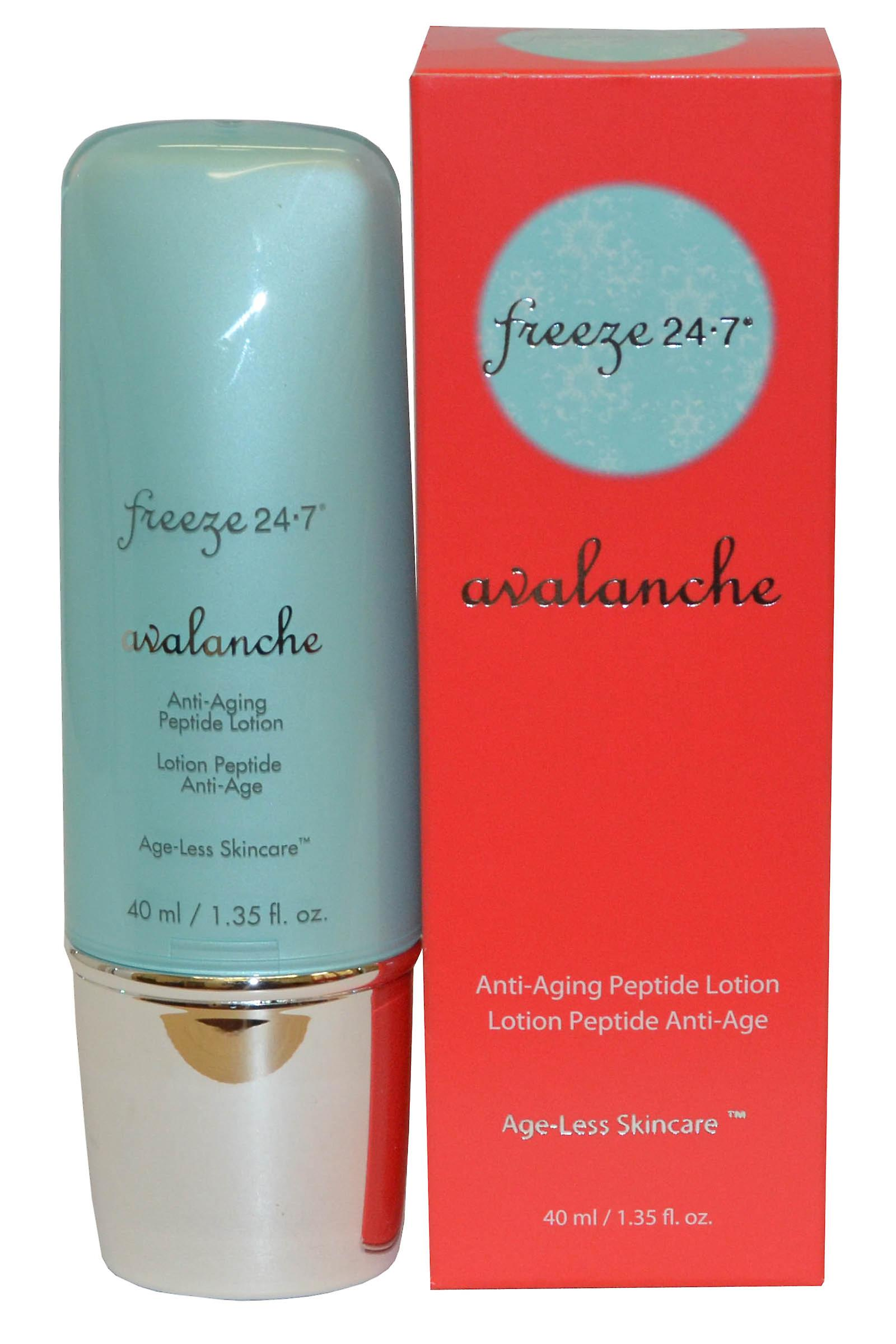 Freeze 24 7 Avalanche Anti Aging Peptide Lotion 40ml