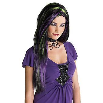 Rebel Witch Wig Black