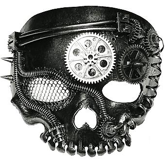Steampunk Mask-No Jo Skeleton